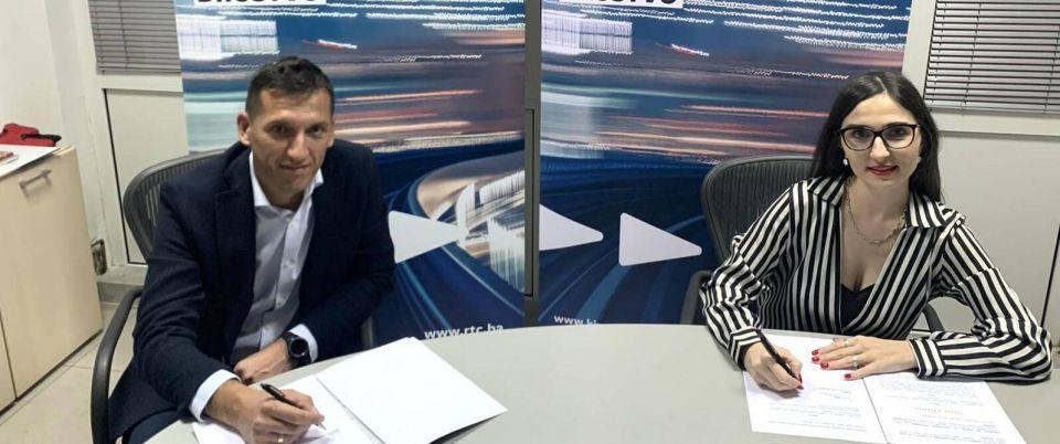 Adis Pobrić i Tatjana Vučić